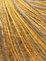 Fiber Content 69% Acrylic, 16% Wool, 14% Polyamide, 1% Elastan, Yellow, Brand Ice Yarns, Grey, Gold, Cream, fnt2-69761