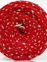 Make handbags,rugs,basket and cushion covers with this genius new-fashion yarn!<p>Since the yarn is made by upcycling fabrics, and because of the nature of the yarn; take the following notes into consideration. </p><ul><li>Fiber content information may vary. Information given about fiber content is approximate. </li><li>The yardage and weight information of the yarn is approximate. </li></ul> İçerik 95% Pamuk, 5% Elastan, Red, Brand Ice Yarns, fnt2-69989