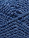 Vezelgehalte 100% Acryl, Jeans Blue, Brand Ice Yarns, fnt2-69993