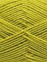 Vezelgehalte 100% Acryl, Pistachio Green, Brand Ice Yarns, fnt2-70077