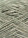 Fiber Content 80% Cotton, 20% Acrylic, Light Grey, Brand Ice Yarns, fnt2-70133