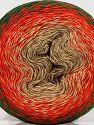 Fiber Content 55% Organic Cotton, 45% Antipilling Acrylic, Orange, Brand Ice Yarns, Green, Cream, Camel, fnt2-70151