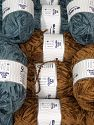 Chenille Light 100 Yarns In this list; you see most recent 50 mixed lots. <br> To see all <a href=&amp/mixed_lots/o/4#list&amp>CLICK HERE</a> (Old ones have much better deals)<hr> Fiber Content 100% Micro Fiber, Brand Ice Yarns, fnt2-70206