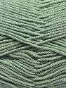 Fiber Content 100% Antibacterial Acrylic, Brand Ice Yarns, Green, fnt2-70368