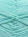 Fiber Content 100% Antibacterial Acrylic, Turquoise, Brand Ice Yarns, fnt2-70380