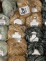 Flamme Duo Yarns In this list; you see most recent 50 mixed lots. <br> To see all <a href=&amp/mixed_lots/o/4#list&amp>CLICK HERE</a> (Old ones have much better deals)<hr> Fiber Content 90% Acrylic, 10% Polyamide, Brand Ice Yarns, fnt2-70573