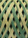 Fiber Content 100% Viscose, Brand Ice Yarns, Green Shades, fnt2-70640