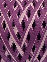 Fiber Content 100% Viscose, Purple, Light Lilac, Brand Ice Yarns, fnt2-70650