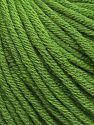 Contenido de fibra 50% Algodón, 50% Acrílico, Brand Ice Yarns, Green, fnt2-70652