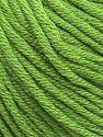 Contenido de fibra 50% Acrílico, 50% Algodón, Light Green, Brand Ice Yarns, fnt2-70653
