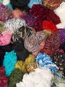 Leftover Yarns In this list; you see most recent 50 mixed lots. <br> To see all <a href=&amp/mixed_lots/o/4#list&amp>CLICK HERE</a> (Old ones have much better deals)<hr> Brand Ice Yarns, fnt2-70699