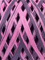 Fiber Content 100% Viscose, Purple, Pink, Brand Ice Yarns, fnt2-70722