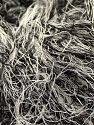 Fiber Content 70% Cotton, 30% Polyester, White, Brand Ice Yarns, Black, fnt2-70909
