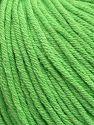 Fiber Content 50% Acrylic, 50% Cotton, Neon Green, Brand Ice Yarns, fnt2-70955