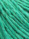 Contenido de fibra 50% Lana, 50% Acrílico, Brand Ice Yarns, Emerald Green, fnt2-70960