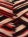 Fiber Content 100% Acrylic, Red, Pink Shades, Maroon, Brand Ice Yarns, Black, fnt2-71062