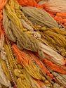 Contenido de fibra 100% Poliéster, Orange, Olive Green, Light Camel, Brand Ice Yarns, Beige, fnt2-71141