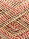 Fiber Content 75% Superwash Wool, 25% Polyamide, Pink Shades, Brand Ice Yarns, Grey, fnt2-71219