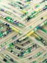 Contenido de fibra 30% Lana, 25% Acrílico, 20% Poliamida, 15% Poliéster, 10% Algodón, Lilac, Brand Ice Yarns, Green, Ecru, Blue, fnt2-71283