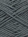 Contenido de fibra 50% De bambú, 50% Acrílico, Brand Ice Yarns, Grey, fnt2-71354