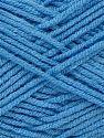 Fiber Content 50% Bamboo, 50% Acrylic, Light Blue, Brand Ice Yarns, fnt2-71379