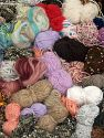 Leftover Yarns In this list; you see most recent 50 mixed lots. <br> To see all <a href=&amp/mixed_lots/o/4#list&amp>CLICK HERE</a> (Old ones have much better deals)<hr> Brand Ice Yarns, fnt2-71586