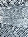 Fiber Content 100% Micro Fiber, Brand YarnArt, Grey, Yarn Thickness 0 Lace  Fingering Crochet Thread, fnt2-17312