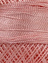 Fiber Content 100% Micro Fiber, Brand YarnArt, Light Pink, Yarn Thickness 0 Lace  Fingering Crochet Thread, fnt2-17316