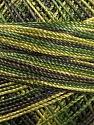 Fiber Content 100% Micro Fiber, Brand YarnArt, Grey, Green Shades, Yarn Thickness 0 Lace  Fingering Crochet Thread, fnt2-17336