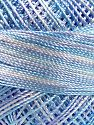 Fiber Content 100% Micro Fiber, Brand YarnArt, White, Pink, Blue, Yarn Thickness 0 Lace  Fingering Crochet Thread, fnt2-17337