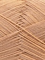 Fiber Content 60% Merino Wool, 40% Acrylic, Light Brown, Brand Ice Yarns, Yarn Thickness 2 Fine Sport, Baby, fnt2-21091