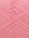 Fiber Content 60% Merino Wool, 40% Acrylic, Light Pink, Brand Ice Yarns, Yarn Thickness 2 Fine Sport, Baby, fnt2-21103