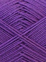 Fiber Content 60% Merino Wool, 40% Acrylic, Lavender, Brand ICE, Yarn Thickness 2 Fine  Sport, Baby, fnt2-21106