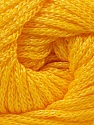 Width is 3 mm Fiber Content 100% Polyester, Yellow, Yarn Thickness Other, Brand ICE, fnt2-21649