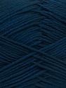 Fiber Content 100% Mercerised Cotton, Navy, Brand ICE, Yarn Thickness 2 Fine  Sport, Baby, fnt2-23337
