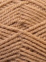 Bulky  Fiber Content 100% Acrylic, Brand ICE, Camel, Yarn Thickness 5 Bulky  Chunky, Craft, Rug, fnt2-23748