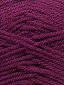 Bulky  Fiber Content 100% Acrylic, Maroon, Brand ICE, Yarn Thickness 5 Bulky  Chunky, Craft, Rug, fnt2-23756