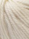 Contenido de fibra 40% Acrílico, 35% Lana, 25% Alpaca, White, Brand Ice Yarns, Yarn Thickness 5 Bulky Chunky, Craft, Rug, fnt2-25393