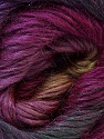 Fiber Content 40% Wool, 30% Mohair, 30% Acrylic, Purple, Olive Green, Maroon, Brand ICE, Yarn Thickness 3 Light  DK, Light, Worsted, fnt2-27209