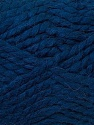 SuperBulky  Fiber Content 60% Acrylic, 30% Alpaca, 10% Wool, Brand ICE, Blue, Yarn Thickness 6 SuperBulky  Bulky, Roving, fnt2-30833