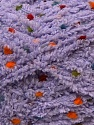 Fiber Content 85% Micro Fiber, 15% Polyamide, Lilac, Brand ICE, Yarn Thickness 5 Bulky  Chunky, Craft, Rug, fnt2-32848