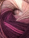 Fiber Content 100% Acrylic, White, Purple, Lilac, Brand ICE, Camel, Yarn Thickness 3 Light  DK, Light, Worsted, fnt2-33052
