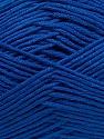 Fiber Content 100% Antibacterial Dralon, Royal Blue, Brand ICE, Yarn Thickness 2 Fine  Sport, Baby, fnt2-35236