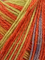 Fiber Content 40% Acrylic, 35% Wool, 25% Alpaca, Yellow, Salmon, Lilac, Brand ICE, Green, Yarn Thickness 2 Fine  Sport, Baby, fnt2-36983