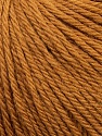 Fiber Content 100% Wool, Light Brown, Brand ICE, Yarn Thickness 4 Medium  Worsted, Afghan, Aran, fnt2-38001
