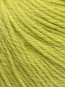 Fiber Content 100% Wool, Light Green, Brand ICE, Yarn Thickness 4 Medium  Worsted, Afghan, Aran, fnt2-38015