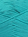 Fiber Content 100% Acrylic, Light Turquoise, Brand ICE, Yarn Thickness 2 Fine  Sport, Baby, fnt2-39926