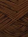 Fiber Content 100% Acrylic, Brand ICE, Brown, Yarn Thickness 2 Fine  Sport, Baby, fnt2-39931