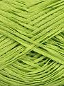 Fiber Content 100% Acrylic, Light Green, Brand ICE, Yarn Thickness 2 Fine  Sport, Baby, fnt2-39933