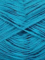 Fiber Content 100% Acrylic, Turquoise, Brand ICE, Yarn Thickness 2 Fine  Sport, Baby, fnt2-39935